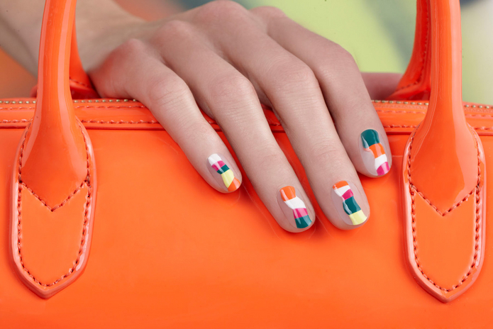 NAIL GURU JIN SOON CHOI AND TILA MARCH PAINT THEIR COLLECTION WITH ...