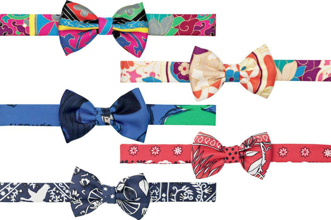 Tie up with hermss fancy art bow ties theartgorgeous tie up with hermss fancy art bow tiess voltagebd Choice Image
