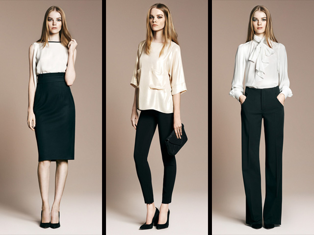 Zara woman combined office Intended Courtesy Zara The Art Gorgeous Courtesy Zara Theartgorgeous