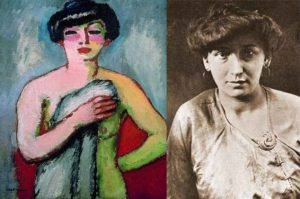 Picasso_Fernande Olivier_theartgorgeous2