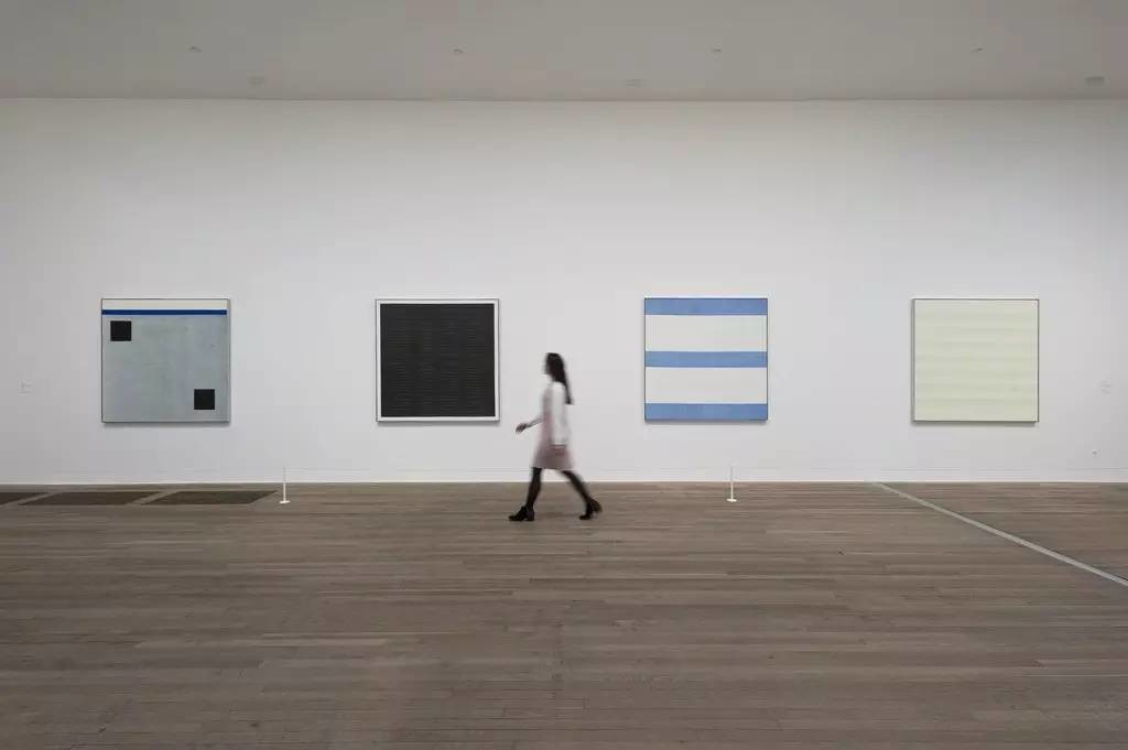 the-morning-1965agnes-martin_theartgorgeous