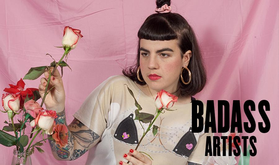 Art Slang Uncovered: Badass Artist