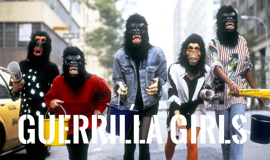 Art Slang Uncovered: Guerrilla Girls
