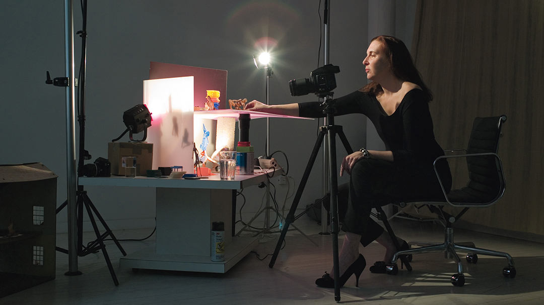 In a Nutshell: 5 Things You Need to Know about Laurie Simmons