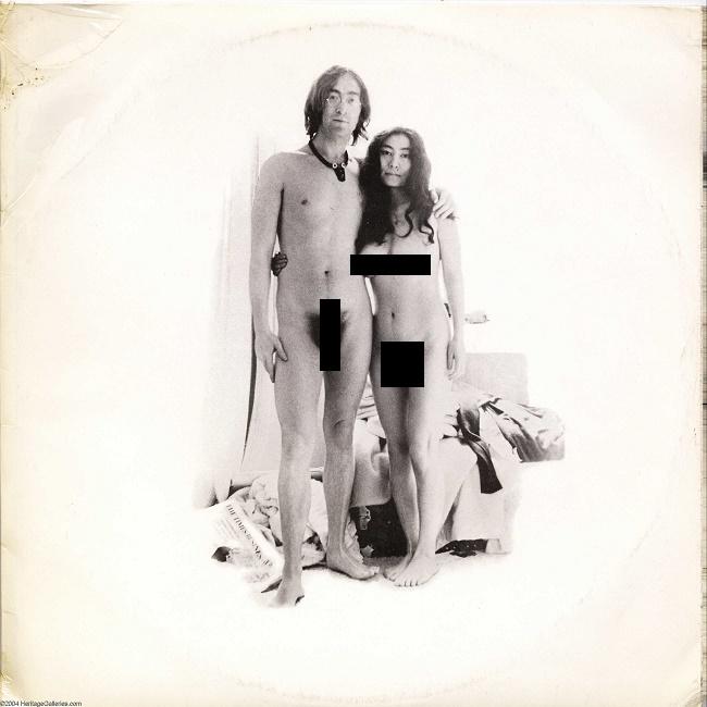 Yoko Ono and John Lennon_theartgorgeous