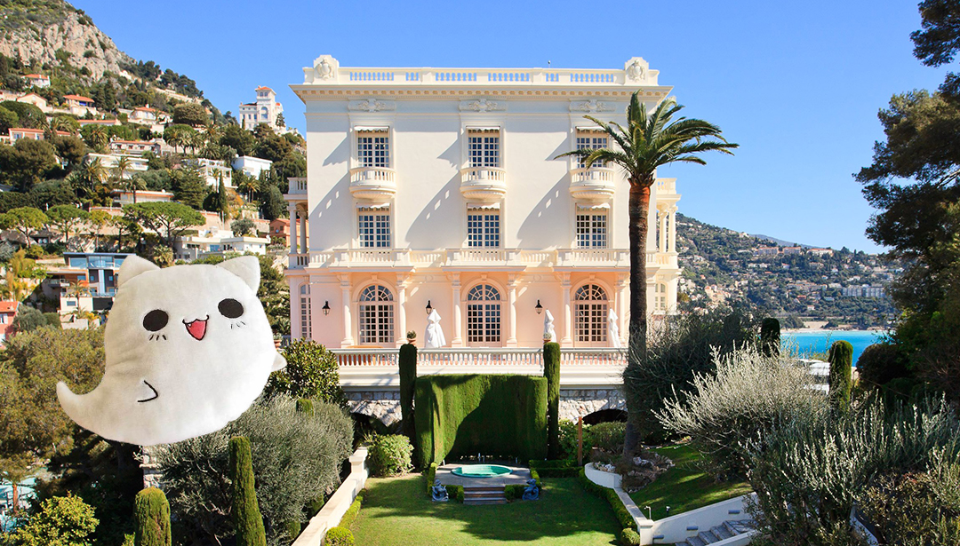What Happened Last Weekend in Lagerfeld's Undercover Monaco Mansion