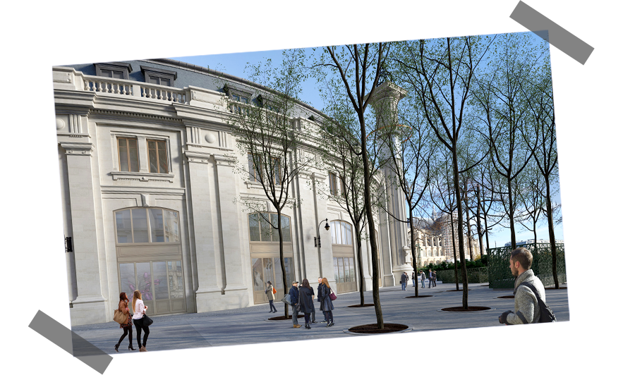 Luxury Magnate Pinault Unveils Details of  Paris-based Private Museum