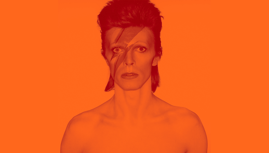 Ziggy Stardust descends upon the Brooklyn Museum for a Star-studded show