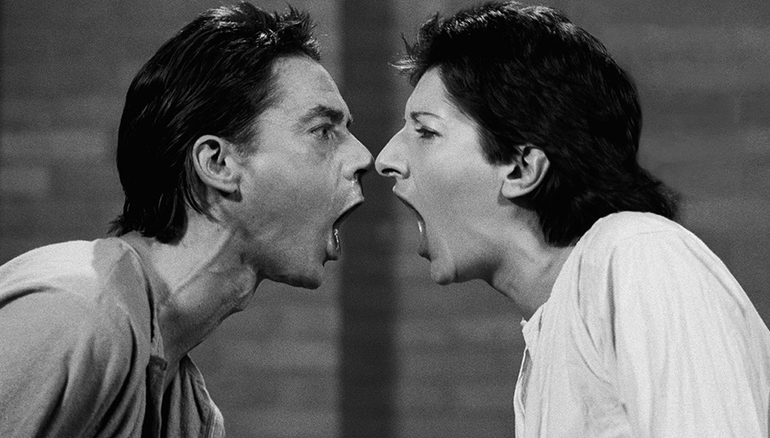 Marina Abramovic and Ulay are co-authoring a memoir together