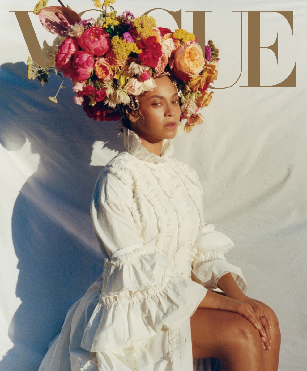 Decoding Art References In Beyonce S Vogue Shoot Theartgorgeous
