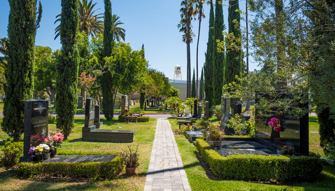 For Halloween, Visit Hollywood's Celebrity Cemetery