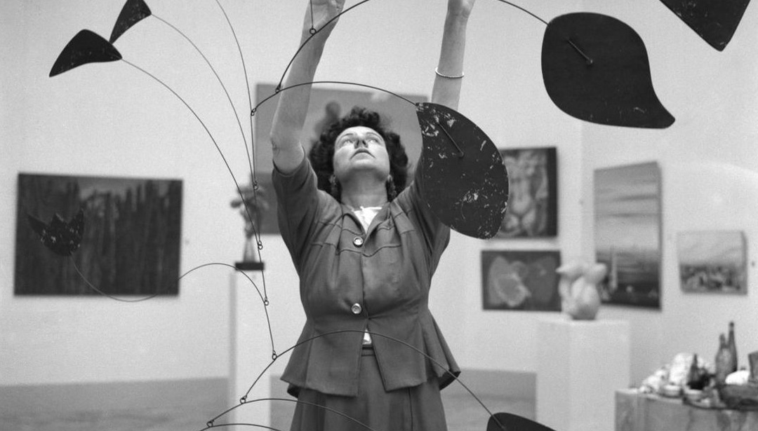 Duh! Of Course Peggy Guggenheim Had Her Own Biennale