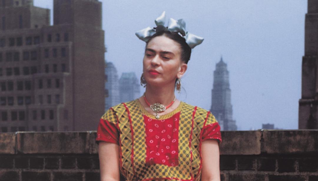 Major Frida Kahlo Retrospective Heading to NYC