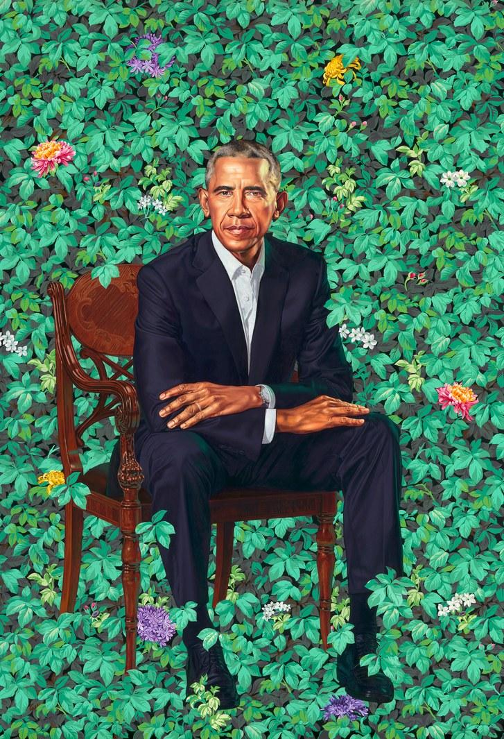 Cunningham-Obama-Kehinde-Wiley