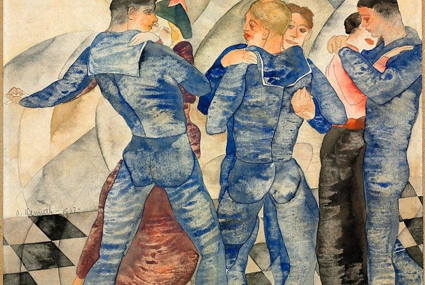 Demuth-Dancing-Sailors