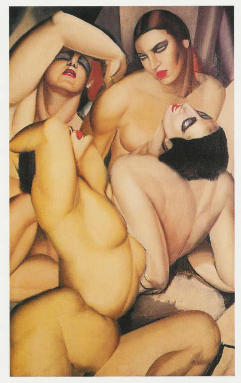 group-of-four-nudes-1925