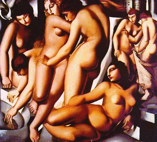 women-bathing-1929