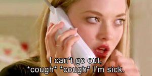 mean girls im sick