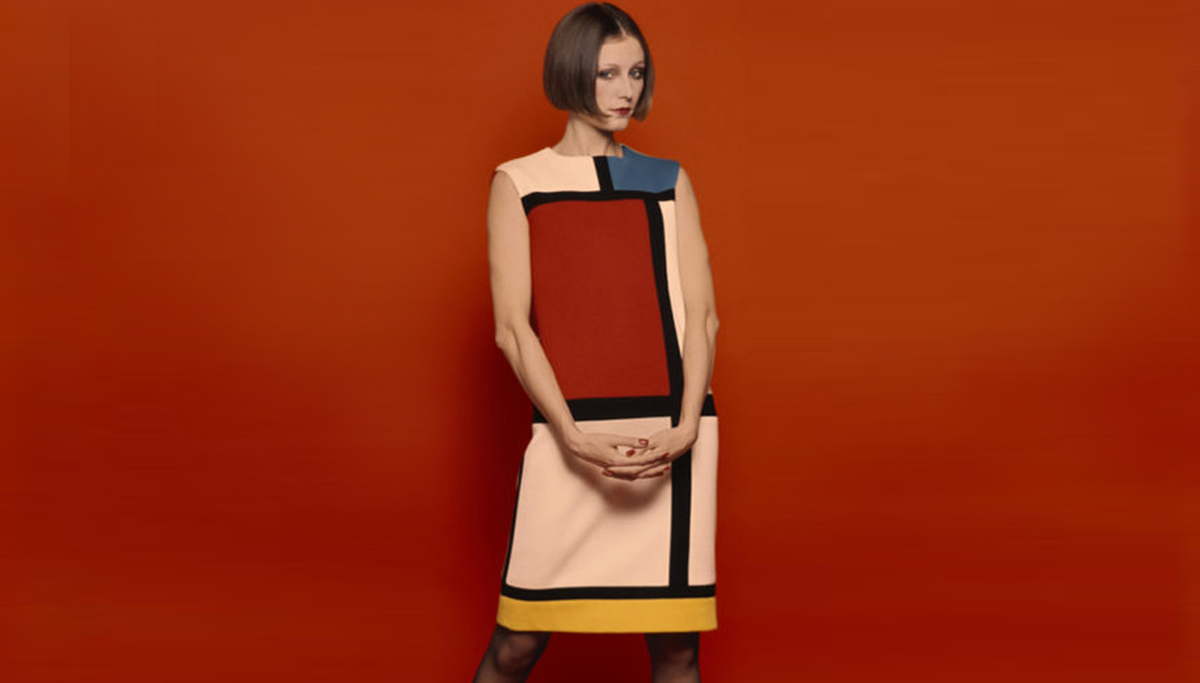Piet Mondrian Played Muse to Yves Saint Laurent