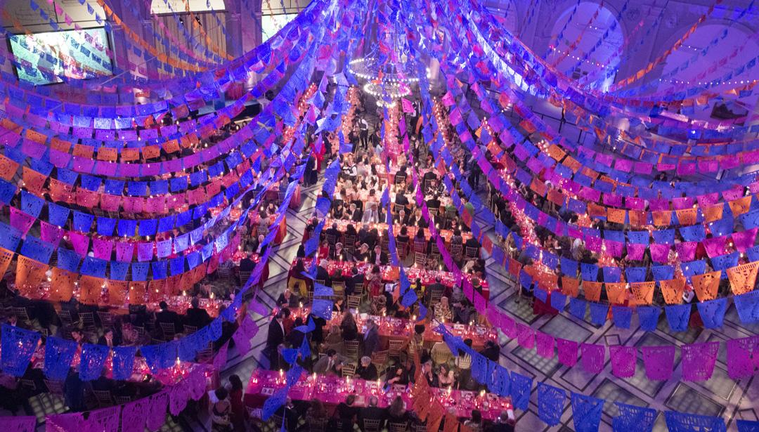 The Brooklyn Artists Ball Was Lit