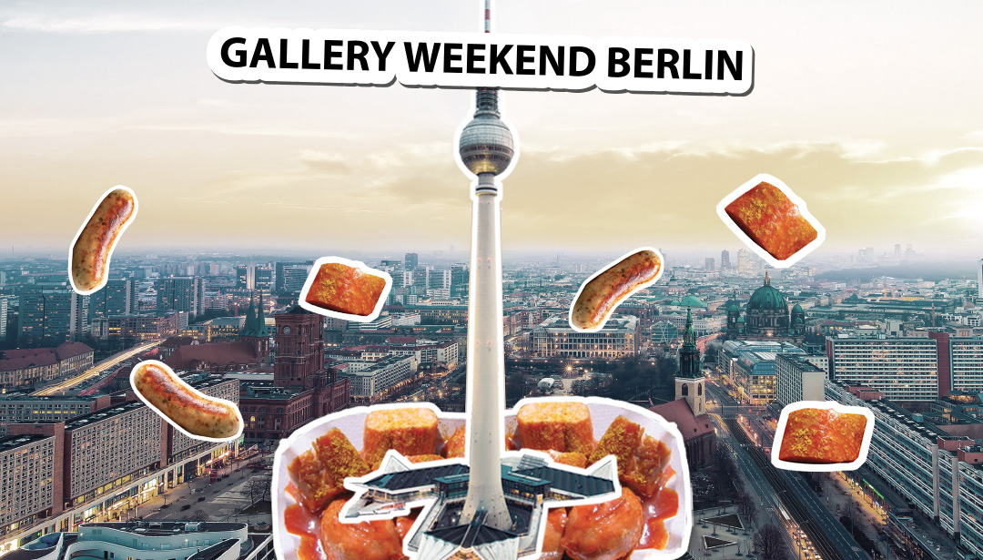 The Ultimate Guide for Berlin Gallery Weekend 2019