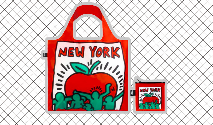 These Keith Haring Handbags Are a Must-Have