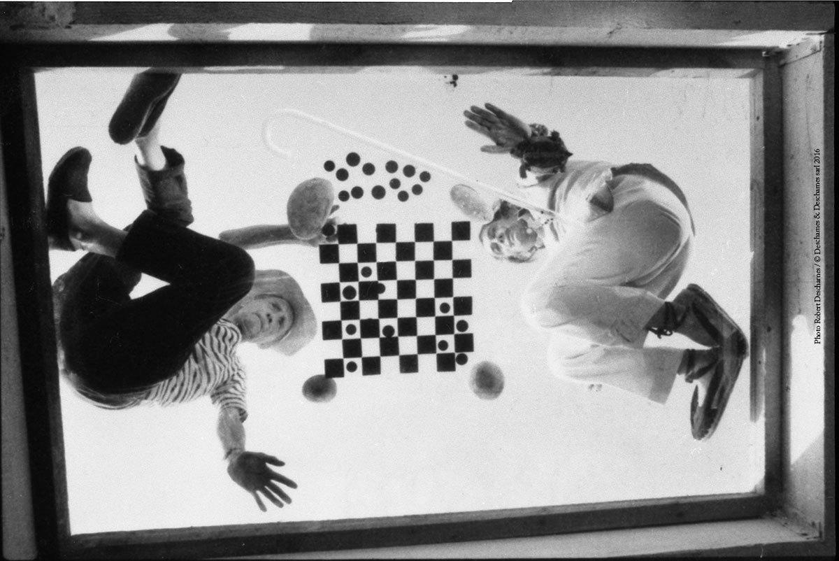 dali duchamp chess