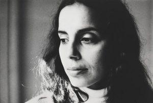 Ana Mendieta portrait