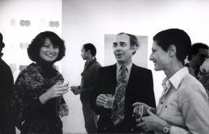 Maureen McFadden, Irving Sandler, Helene Winer