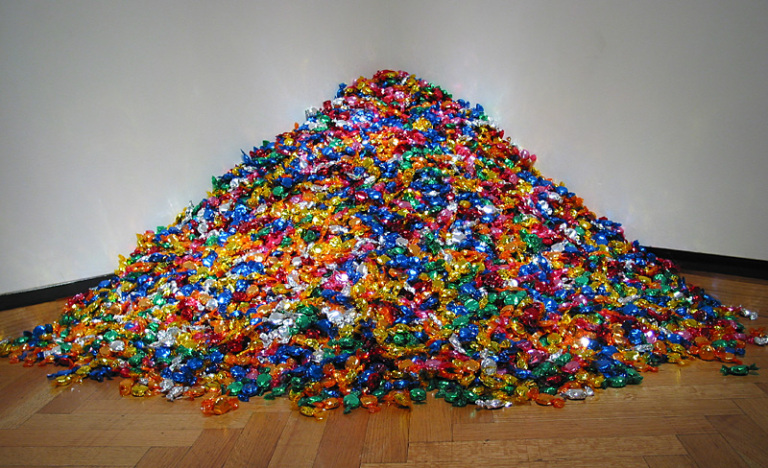 5 artists who use candy in their art