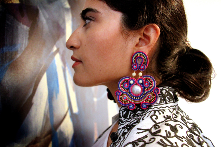 Image courtesy Anahita. Photography by Alessia Cocca, Fashion & Styling by Henriette von Grünberg
