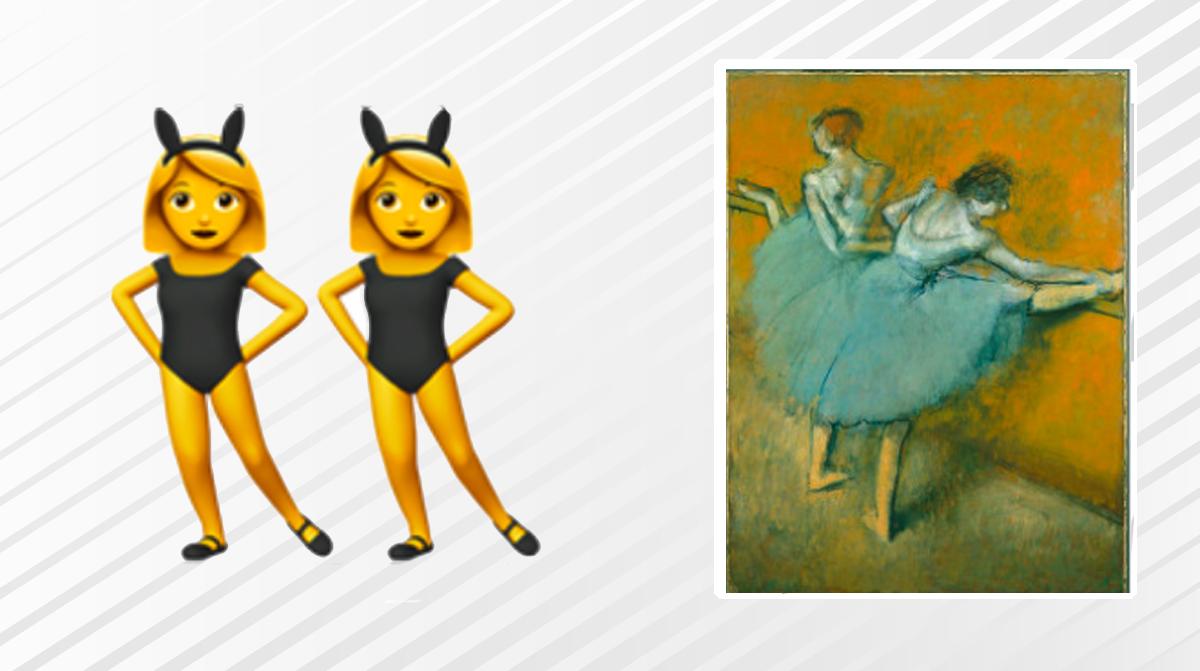 Famous Artworks As Emojis Theartgorgeous