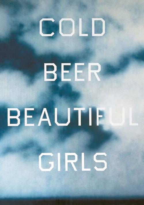 01_Sofia_Coppola_Art_Collection_Somewhere_film_chateau_marmot_Cold_Beer_Beautiful_Girls_Ed_Ruscha_1993