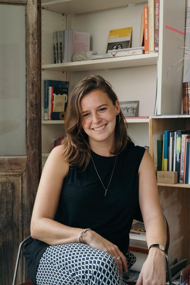 Rachel Dedman by Tanya Traboulsi