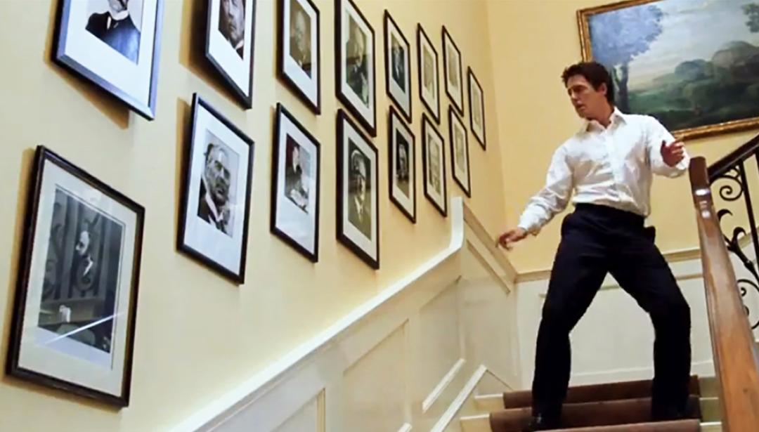 Art in the Office – Number 10, Downing Street under Boris Johnson