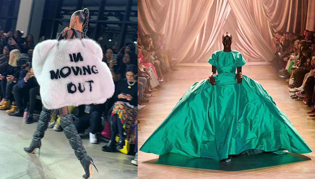 Our Highlights Of New York Fashion Week