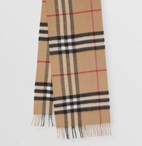 burbery scarf