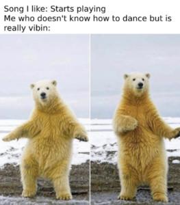 social distancing dance meme