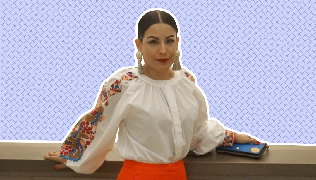 Let's Call Her the JLo of the Latinx Art Scene