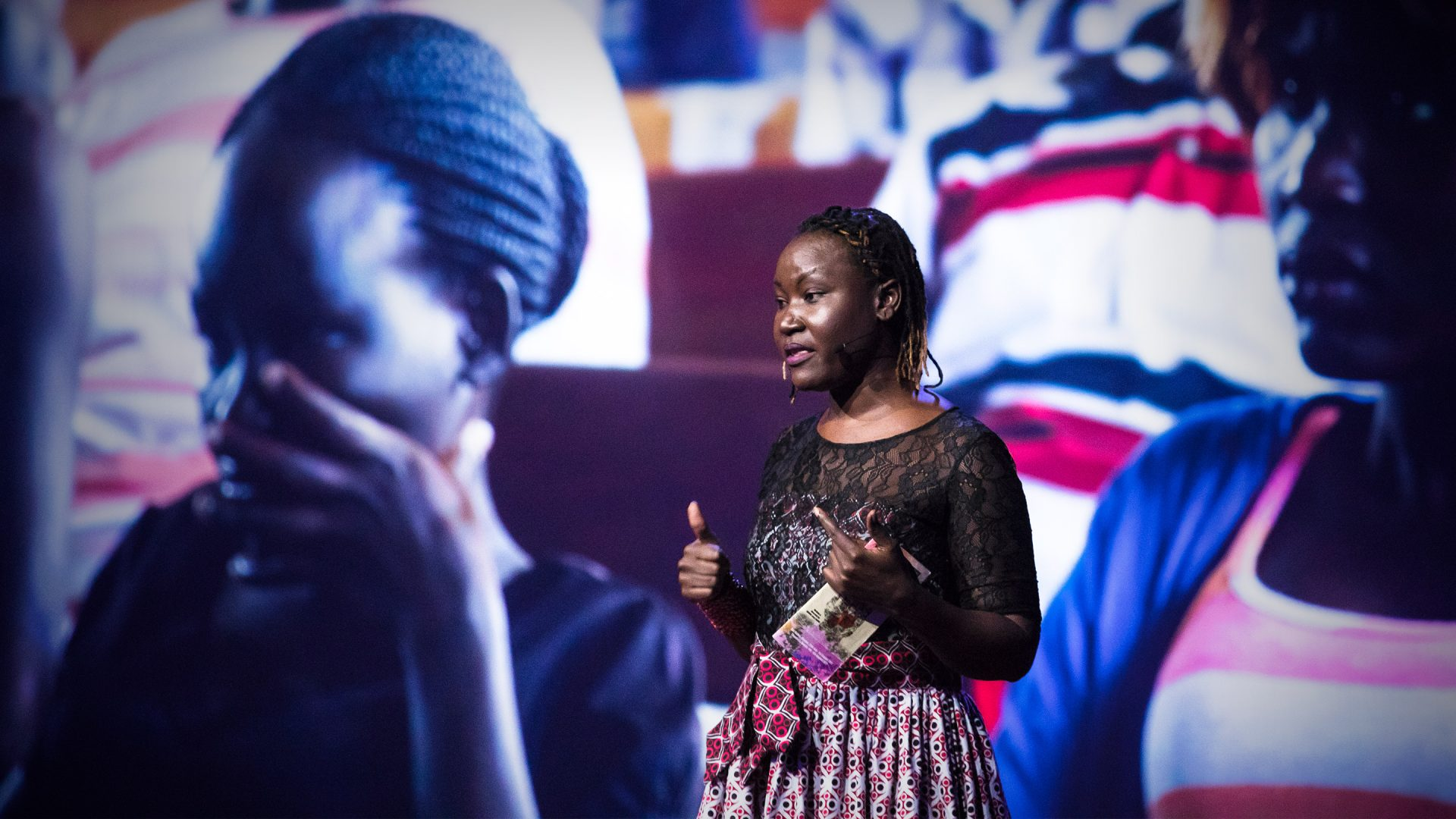 Watch this Ted Talks to  kick-start your next art world career