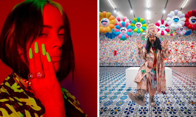 Billie Eilish's Connection To The Art World
