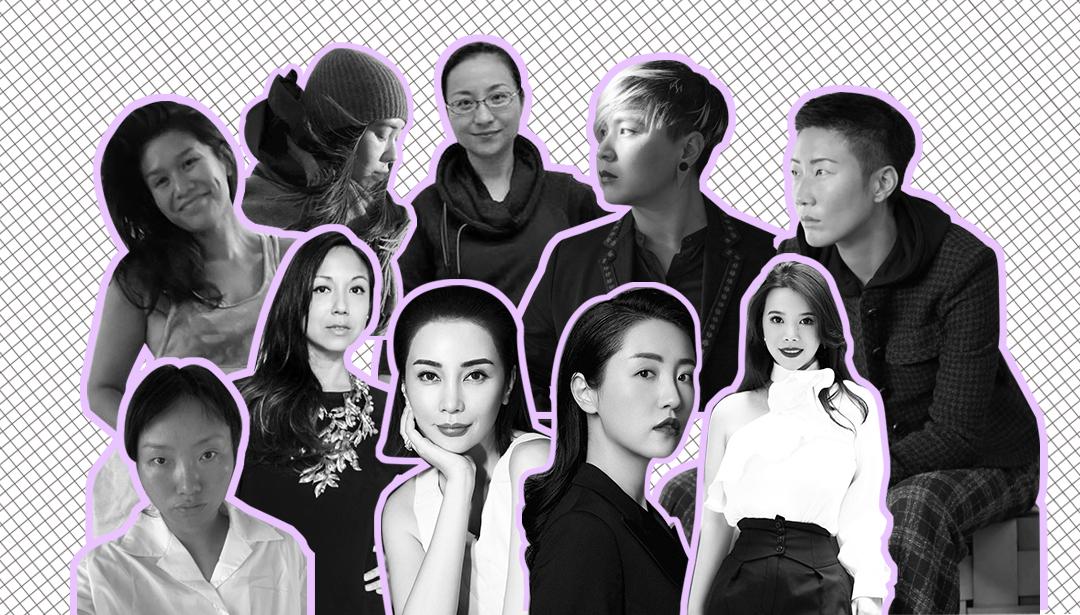 12 Ladies On Top of Asia's Creative Scene