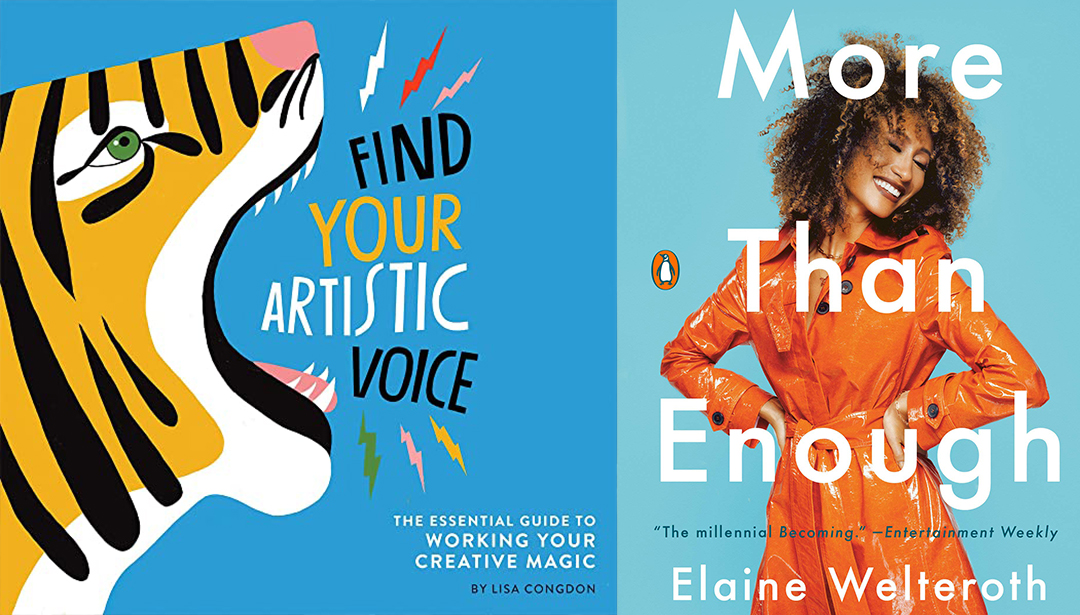 10 books that will help boost your art career