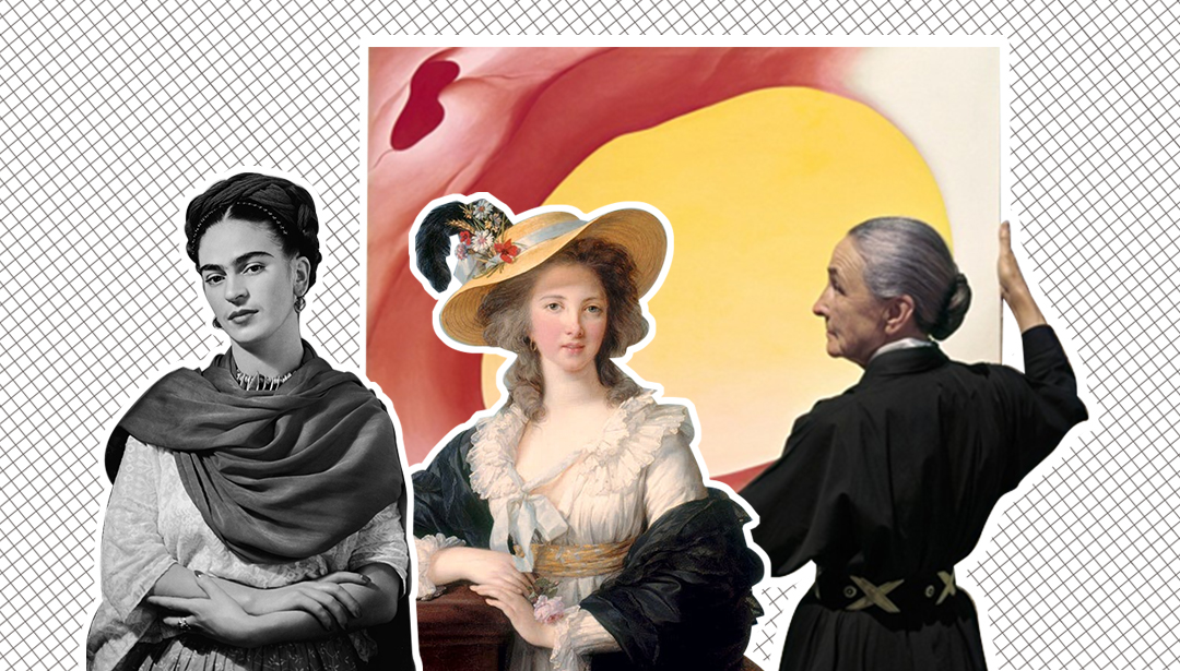 8 Women Who Have Changed Art History Forever
