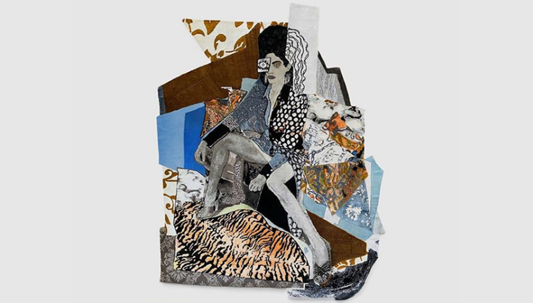 Mickalene Thomas Showcases Luxury Rug with Rossana Orlandi