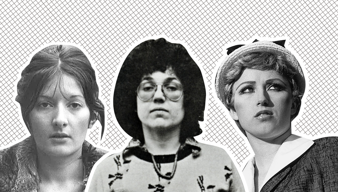 6 Leading Female Artists of the 70s