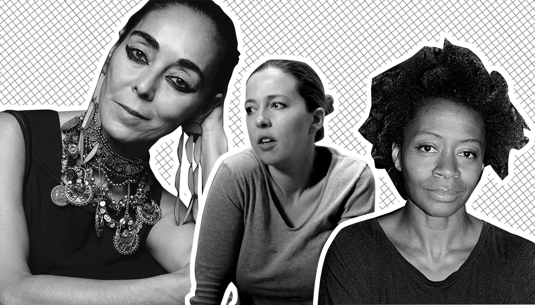 These 7 female artists ruled the 90s