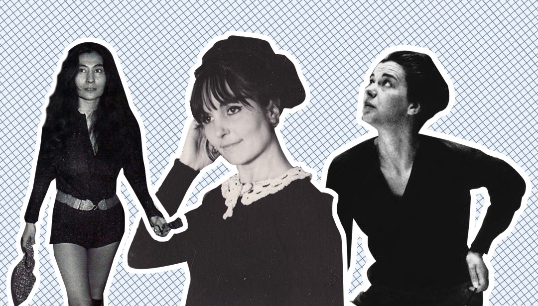 These 7 Female Artists Ruled the 60s