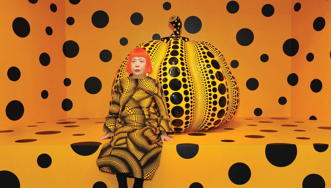 Ever Wondered How Yayoi Kusama Developed Her Pumpkin-Passion?