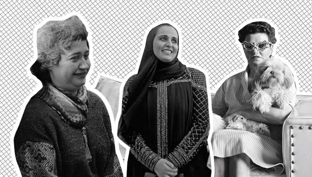 7 female art patrons leaving their mark in the art world